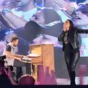 Maiara canta e dança coladinha com Fernando Zor em show: 'Sua voz me encanta'