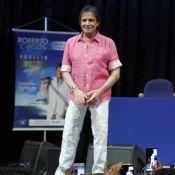 Roberto Carlos não descarta Tinder para achar novo amor: 'Sempre têm chances'