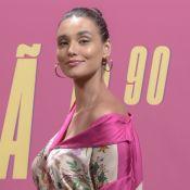 Débora Nascimento tem comportamento elogiado na Globo após separação: 'Discreta'
