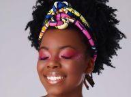 Sombra rosa e muito glitter! Um passo a passo simples de make para o Carnaval