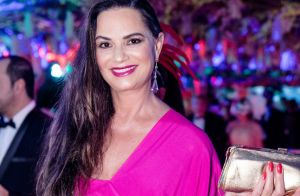 Veja look de Luiza Brunet, Glória Maria e mais famosas no baile do Copa. Fotos!