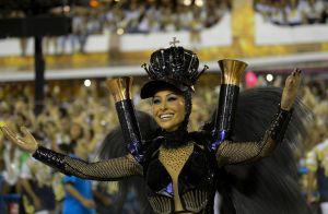 Sabrina Sato, Gracyanne Barbosa e mais rainhas que arrasaram na Sapucaí. Fotos!