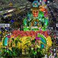 A Mangueira foi homenageada na web por diversos famosos ao levar o título de campeã do Rio de Janeiro