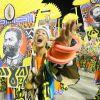 Camila Pitanga, Angélica e mais famosos festejam título da Mangueira: 'História'