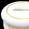 Protetor solar em base Ensolei Compact Color com FPS 50 da Profuse é base e protetor e já otimiza espaço no seu necessaire. Também dá para retocar durante o dia, reforçando a proteção física (R$ 80)