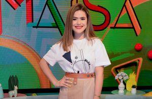 Maisa Silva em 50 looks! Inspire-se no visual comfy e fashion da apresentadora