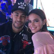 Neymar defende Bruna Marquezine de críticas: 'Sou fã dela como atriz e mulher'