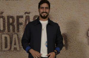 Noivo, Renato Góes quer filho após casamento com Thaila Ayala: 'Vontade aguçou'