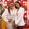 A irmã de Simaria não escondia nas redes sociais que shippava Bruna Marquezine e Neymar
