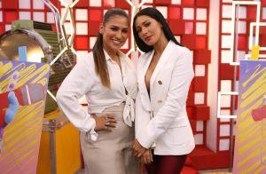 Simone lembra de Marquezine e Neymar no 'The Voice Kids': 'Esse ano vou sofrer'