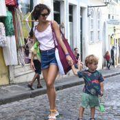 Filho de Sophie Charlotte ganha festa com tema PJ Masks: 'Fiz o bolo'. Foto!
