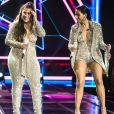 A dupla Simone e Simaria confundiu os fãs no The Voice Kids, neste domingo, dia 24 de março