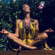 Grazi Massafera mudou o foco após fazer ioga: ' Temos tendência de estar sempre no passado ou no futuro, o que traz certa ansiedade'