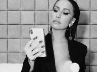 Sabrina Sato filma rotina de amamentação: 'Toda manchada de leite'. Vídeo!