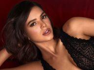 Bruna Marquezine aposta em transparência em ensaio de lingerie: 'É sensual'