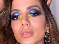 Anitta pede para fãs não vazarem novo álbum: 'Sua cabeça, seu guia'. Vídeo!