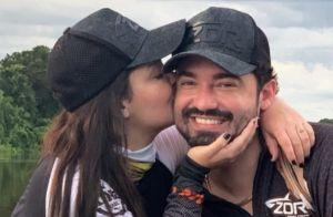 Maiara e Fernando Zor surpreendem ao cantar música de Sandy e Junior: 'Cover'