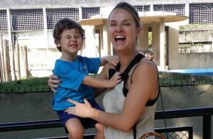 João Guilherme, filho de Letícia Birkheuer, de 'Império', faz 3 anos. Veja fotos