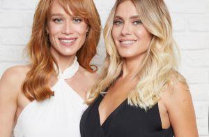 Prontas pro Outono! Carolina Dieckmann e Mariana Ximenes renovam cor dos cabelos