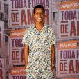 João Pedro Oliveira é Serginho em 'Malhação - Toda Forma de Amar'