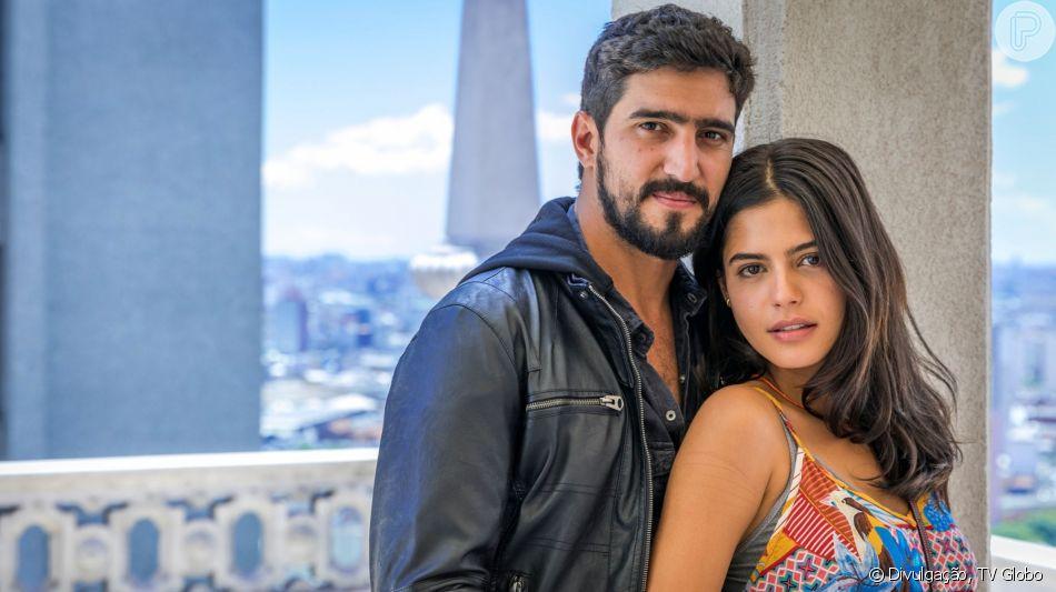 Após descobrir que Jamil (Renato Góes) é capanga de Aziz (Herson Capri), Laila (Julia Dalavia) denunciará o rapaz na novela 'Órfãos da Terra'
