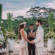 Casamento renovado! Alok e Romana Novais casam de novo em Bali nesta terça-feira, dia 10 de abril de 2019