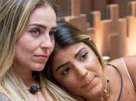 Reta final do 'BBB19': Hariany chora com medo de expulsão por empurrão