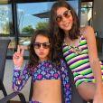 Rodrigo Faro e Vera Viel são pais de três meninas, sendo Helena e Maria as mais velhas