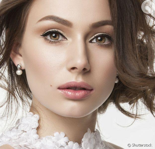 Maquiagem de noiva: tons neutros e pele com efeito natural é o mais indicado pelos especialistas