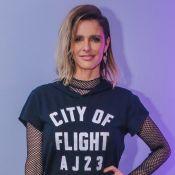 Fernanda Lima comenta sobre moda na gravidez: 'Não é sobre estética'