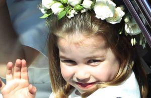 Princesa Charlotte faz 4 anos: lembre 40 momentos de fofura da pequena. Fotos!