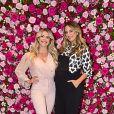 Ticiane Pinheiro usou o look para participar de evento de dias das mães do dia das mães na loja da florista Tetê Castanha em São Paulo, nesta terça-feira, dia 30 de abril de 2019