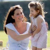 Princesa Charlotte exibe estilo em fotos tiradas pela mãe, Kate Middleton. Veja