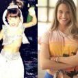 Em sua conta no Instagram, Juliana Paiva compartilhou uma foto de quando era criança! A musa do 'Dança dos Famosos' já sabia mexer o corpo com ginga