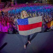 Marilia Mendonça pausa show em Manaus após confusão: 'Alguém jogou gás'