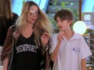 Filho de Dani Winits, Noah surpreende fãs da atriz em foto: 'Ele está grandão'