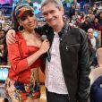 Anitta e Pitty se estranharam e discordaram de opiniões sobre liberdade sexual das mulheres no programa 'Altas Horas', em 2014
