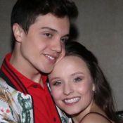 Larissa Manoela e Leo Cidade se declaram ao completarem 17 meses de namoro