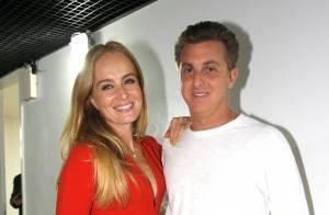 Luciano Huck e Angélica cancelam festa para renovar votos de casamento