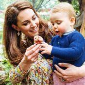 Floral! Kate Middleton usa mais um vestido acessível ótimo para se inspirar!