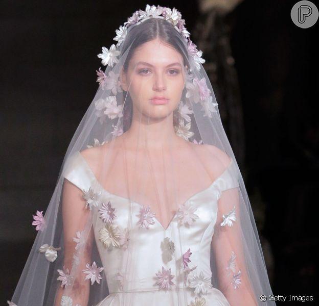 Os vestidos de noiva que estão na moda em 2019