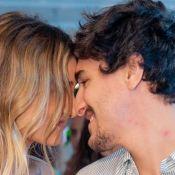 Sasha Meneghel recebe o namorado, Bruno Montaleone, ao lançar joias: 'Meu lolo'