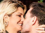 Clima de romance! Antonia Fontenelle mostra foto com Eduardo Costa após beijo