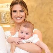 3ª gravidez? Andressa Suita confunde seguidores ao postar foto com filho
