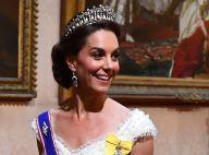 Aos detalhes do look princesa eleito por Kate Middleton em recepção para Trump