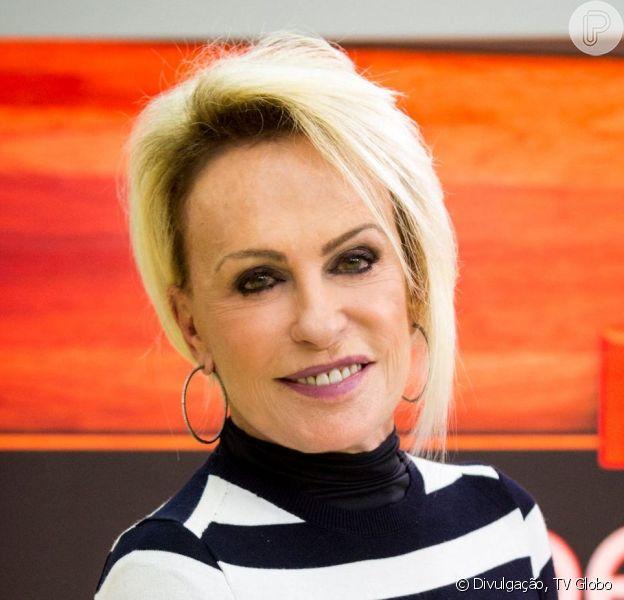 Ana Maria Braga afirmou ter usado outro nome a aderir a aplicativo de namoro: 'Solidão terrível'