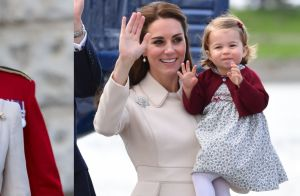 Vale a pena usar de novo! Kate Middleton repete trench coat de grife em evento