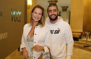 Luana Piovani garante boa relação com ex Pedro Scooby: 'Tende a melhorar'