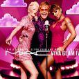 Elton John estrelou a campanha ao lado das cantoras Mary J. Blidge e Shirley Manson