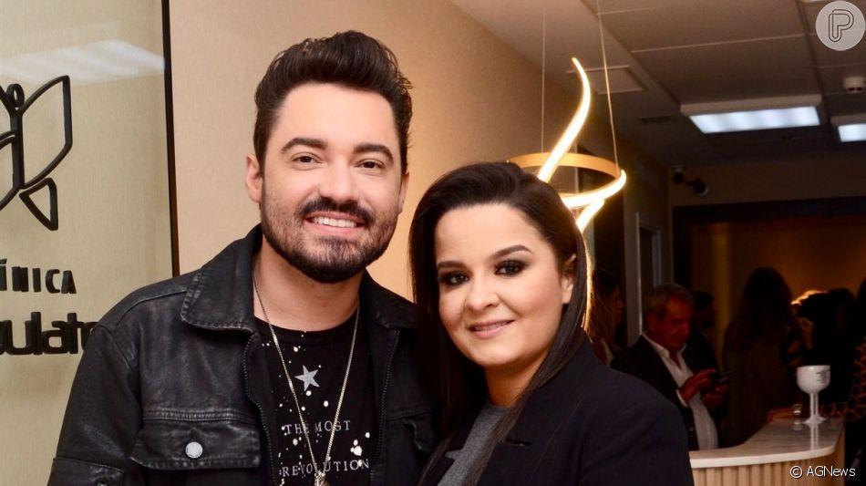 Críticas ao namoro com Fernando fizeram Maiara deixar Instagram, como a cantora contou em entrevista neste domingo, dia 16 de junho de 2019